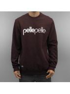 Pelle Pelle Pullover Back 2 Basics rouge