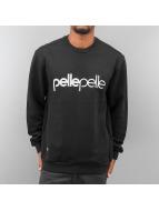 Pelle Pelle Pullover Back 2 The Basics schwarz