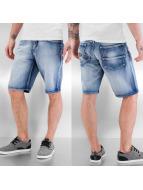 Pelle Pelle Shorts Buster Demin blanc