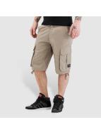 Pelle Pelle Shorts Basic Cargo kaki
