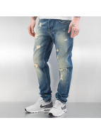 Pelle Pelle Straight Fit Jeans Scotty blau