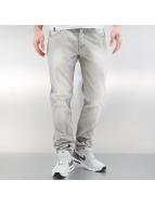 Pelle Pelle Straight Fit Jeans Scotty grå
