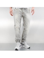 Pelle Pelle Straight Fit Jeans Scotty grau