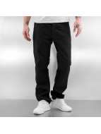 Pelle Pelle Straight Fit Jeans Floyd Denim schwarz