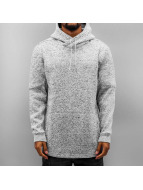 Pelle Pelle Sweat à capuche RMX Pleated gris