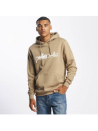 Pelle Pelle Sweat capuche Back 2 Basics brun