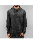Pelle Pelle Sweat capuche Grizzly noir
