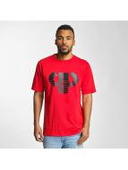 Pelle Pelle T-paidat Sayagata Icon punainen