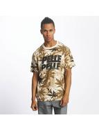 Pelle Pelle t-shirt So Dope bruin