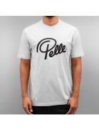Pelle Pelle T-Shirt Classic Script grau