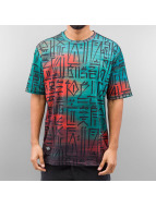Pelle Pelle t-shirt The Abstract groen