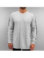 Pelle Pelle T-Shirt manches longues Tapemasters gris