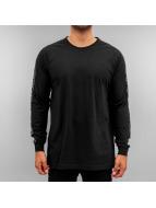 Pelle Pelle T-Shirt manches longues Tapemasters noir