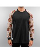 Pelle Pelle T-Shirt manches longues Fresh To Def noir