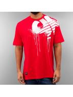 Pelle Pelle T-shirt Demolition röd