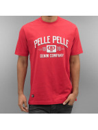 Pelle Pelle t-shirt Classic Arch rood