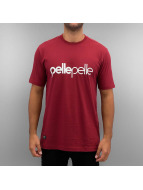 Pelle Pelle T-Shirt Back 2 The Basics rot