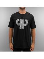 Pelle Pelle T-Shirt PM3051601 schwarz