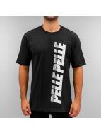 Pelle Pelle T-Shirt Vertical schwarz