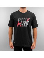 Pelle Pelle T-Shirt All Time High schwarz
