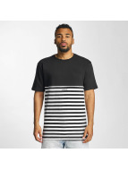 Pelle Pelle T-Shirt Quickstripe schwarz