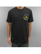 Pelle Pelle T-shirt Mash Up svart