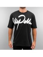 Pelle Pelle t-shirt Signature Blow-Up zwart