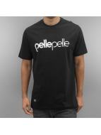 Pelle Pelle T-Shirty Back 2 Basics czarny