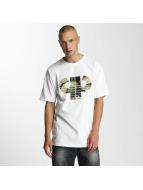 Pelle Pelle T-skjorter Combat Icon hvit
