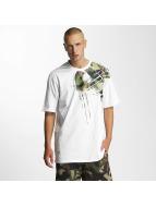 Pelle Pelle T-skjorter Demolition hvit