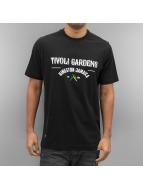 Pelle Pelle T-skjorter Tivoli Gardens svart