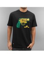 Pelle Pelle T-skjorter Lick a Shot svart