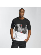 Pelle Pelle T-skjorter Off Blanace svart