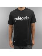 Pelle Pelle T-skjorter Back 2 Basics svart