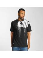 Pelle Pelle T-skjorter Demolition svart