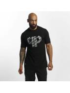 Pelle Pelle T-skjorter Blockparty Icon svart