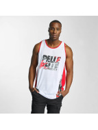 Pelle Pelle Tank Tops Smoke Some bianco