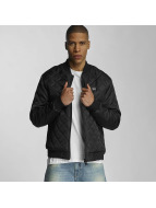 Pelle Pelle Transitional Jackets Million Dollar Quilted svart