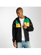 Pelle Pelle Zip Hoodie Kingston schwarz