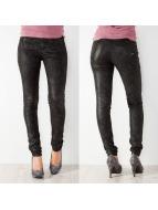 Pepe Jeans Облегающие джинсы Wonderbra черный