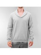 Denis Knit Sweater Grey...