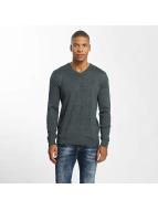 Petrol Industries Пуловер Knitwear серый