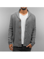 Petrol Industries Cardigan Knit grey