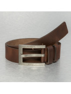 Petrol Industries Ceinture 5-Hole brun