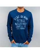 Petrol Industries Gensre Blue Denim blå