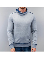 Petrol Industries Hoody Twisted blau