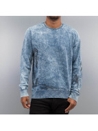 Petrol Industries Pullover Beach bleu