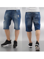 Petrol Industries Shorts Belmore blau
