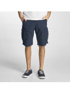Petrol Industries Shorts Cargo bleu