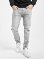 Petrol Industries Skinny jeans Seaham grijs